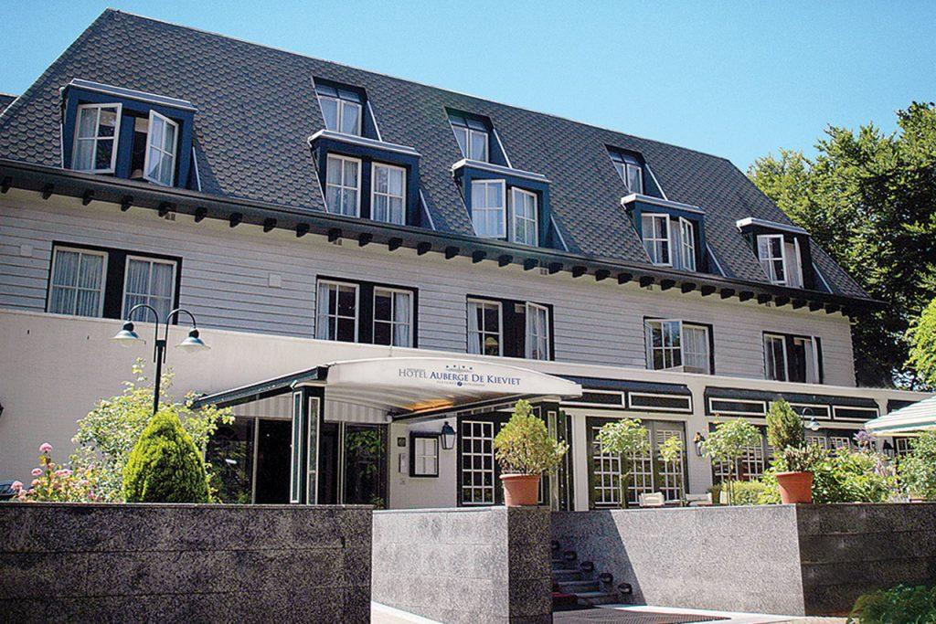 Fletcher Hotel-Restaurant Auberge de Kieviet - Hotel aan zee