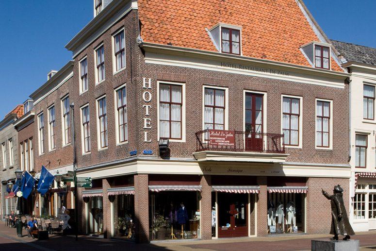 Fletcher hotel De Zalm Rockanje - Hotels aan zee