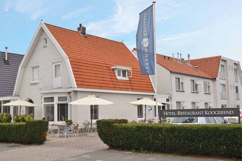 Fletcher Hotel-Restaurant Koogerend Hotels aan zee