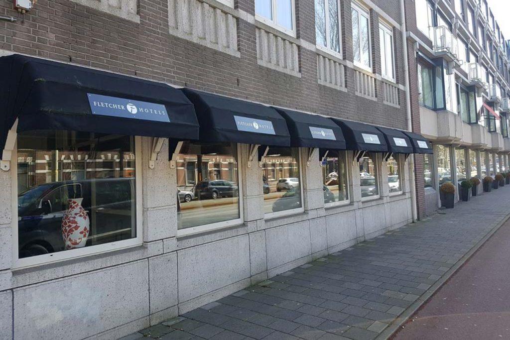 Fletcher Stadshotel Den Haag - Hotels aan zee