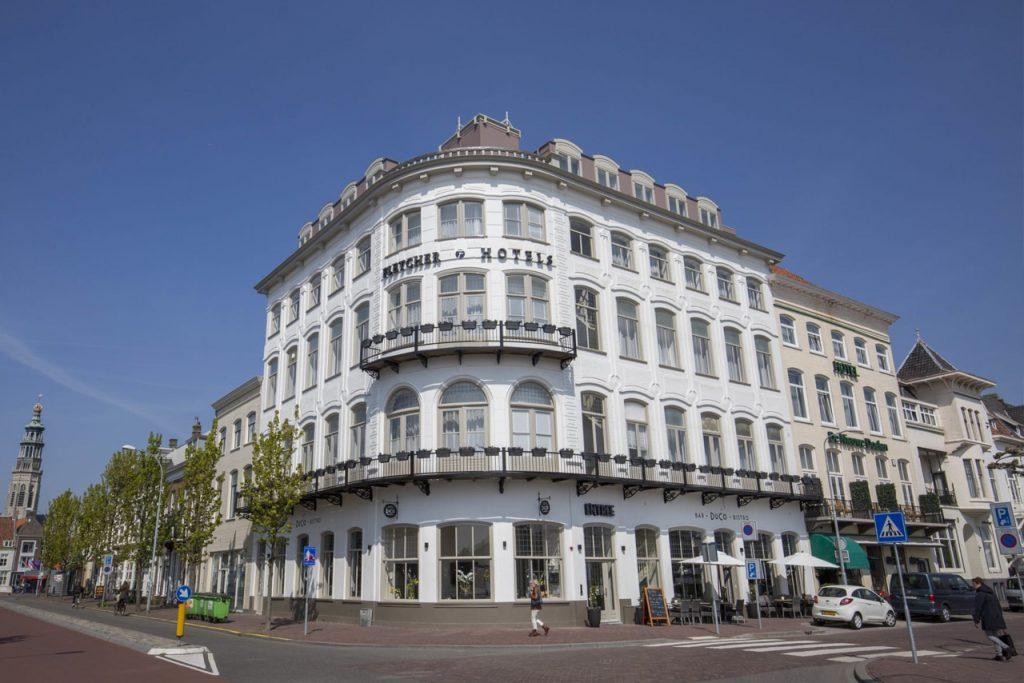 Fletcher Hotel Middelburg - Hotels aan zee