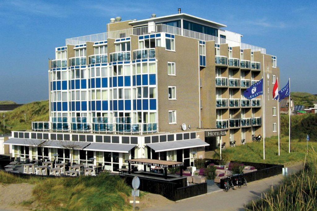 Fletcher Hotel-Restaurant Zeeduin - Hotel aan zee