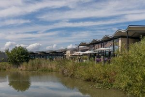 Hotel aan zee strand Resort Land & Zee