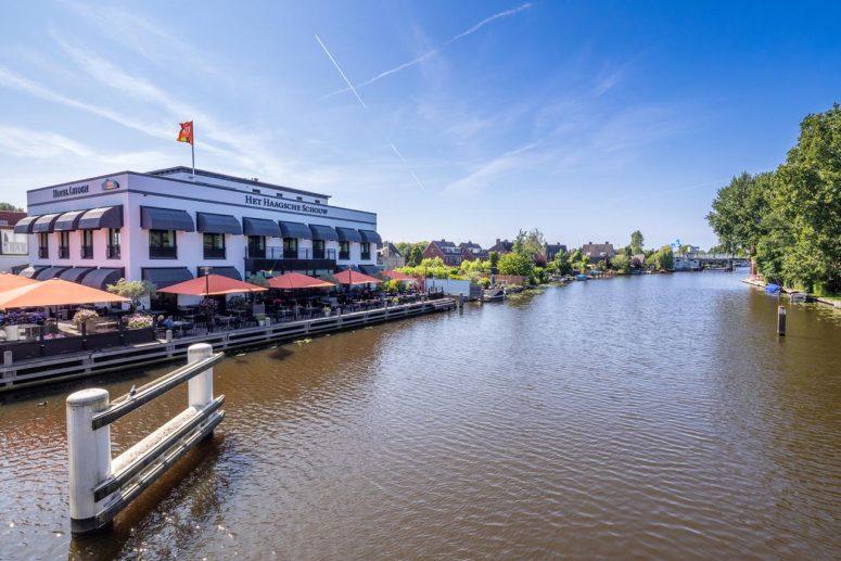Van der Valk hotel aan het water Leiden