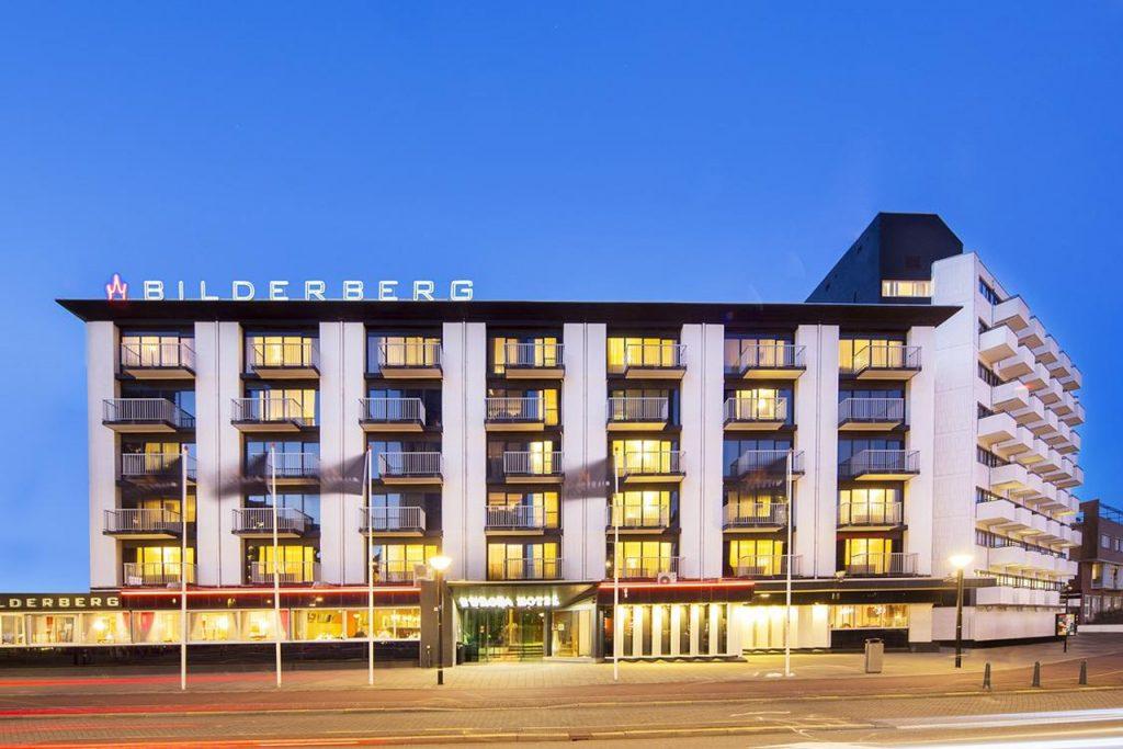 Bilderberg hotel aan zee Scheveningen