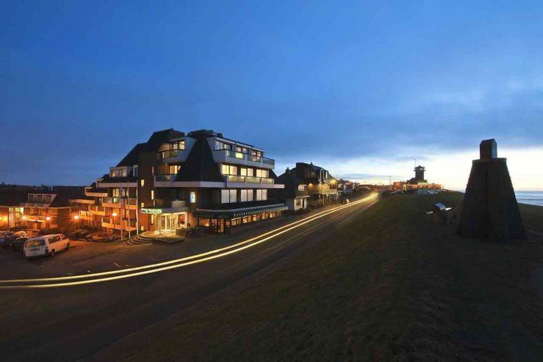 Grand Hotel Beatrix Den Helder aan zee