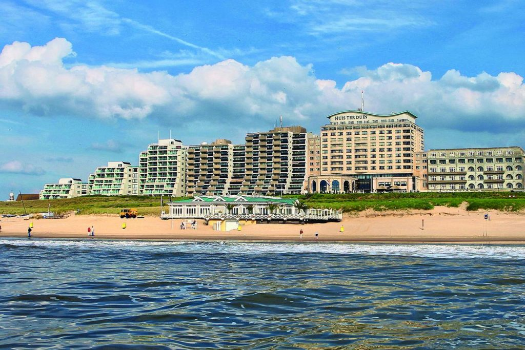Grand Hotel Huis ter Duin in Noordwijk aan Zee