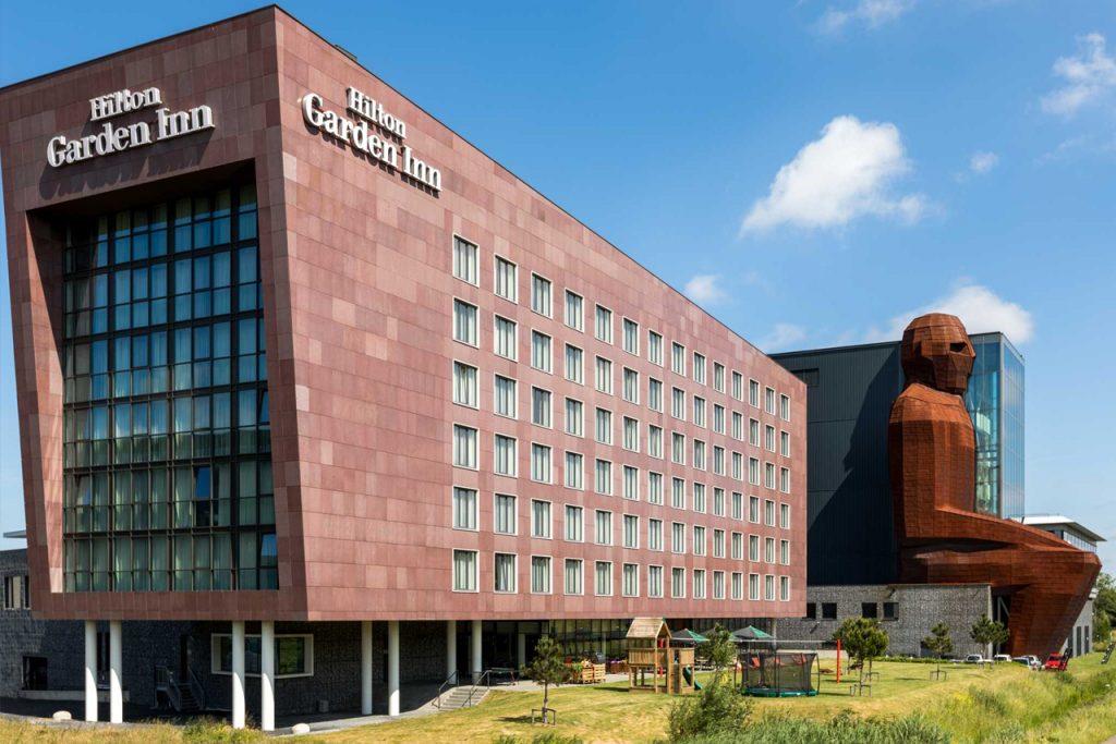 Hilton hotel Katwijk aan Zee