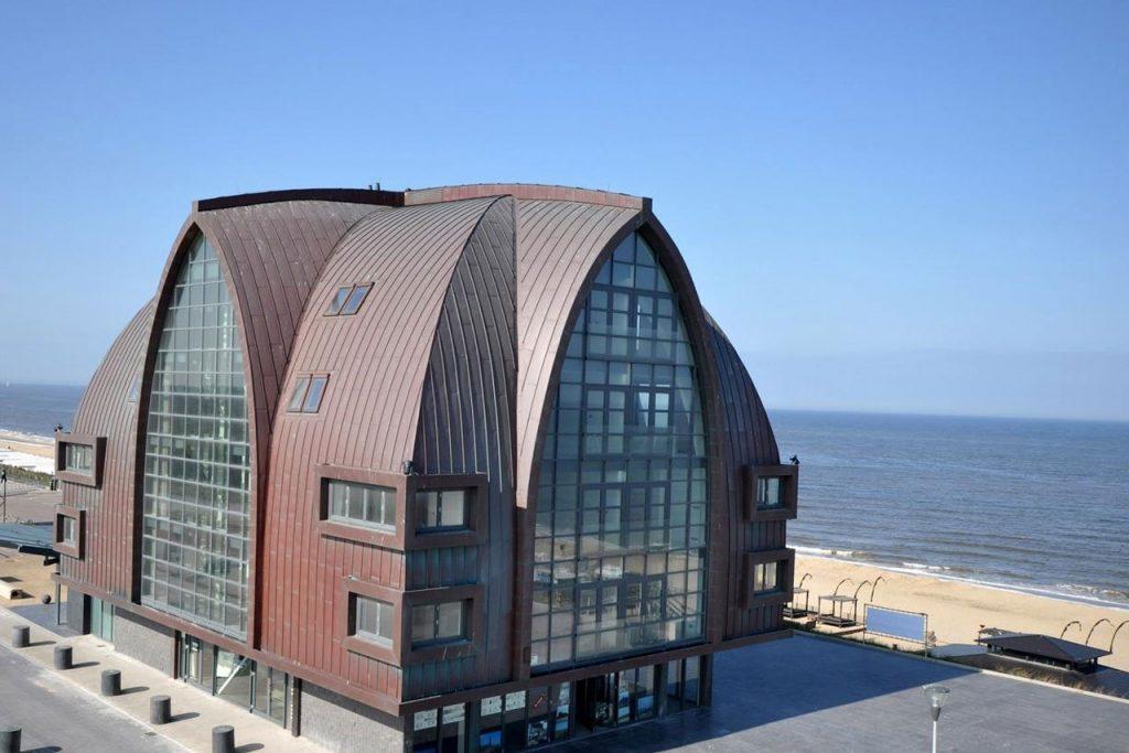 Hotel aan zee Bloemendaal