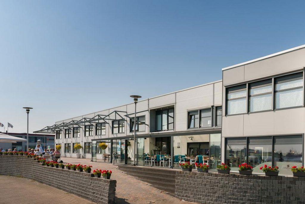 Hotel aan zee Delfzijl