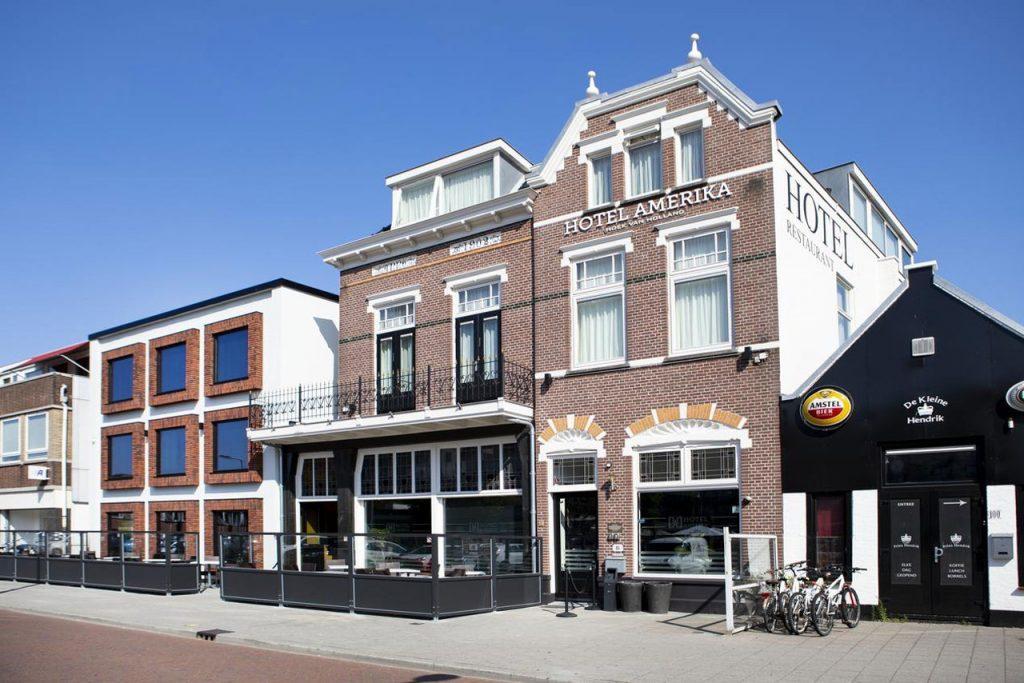 Hotel aan zee Hoek van Holland
