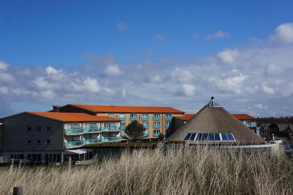 Hotel aan zee Julianadorp