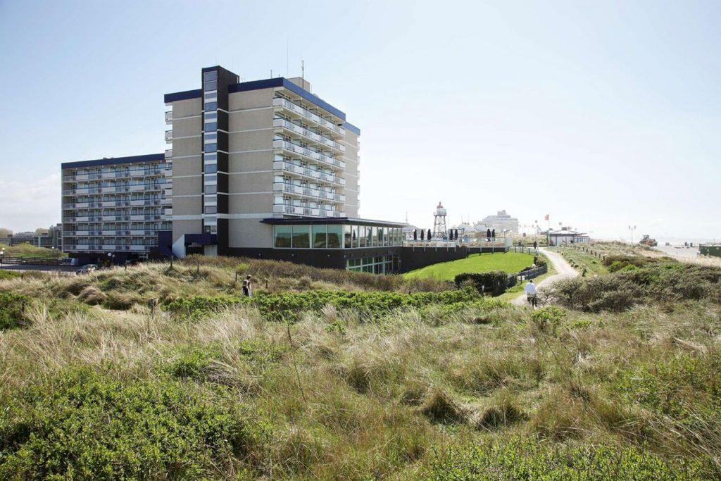 Hotel aan zee Kijkduin