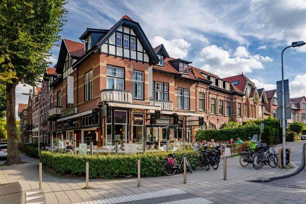 Hotel Bloemendaal aan zee centrum