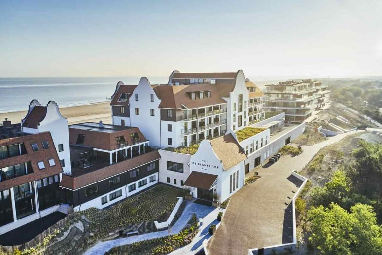 Hotel Cadzand-Bad de Blanke Top