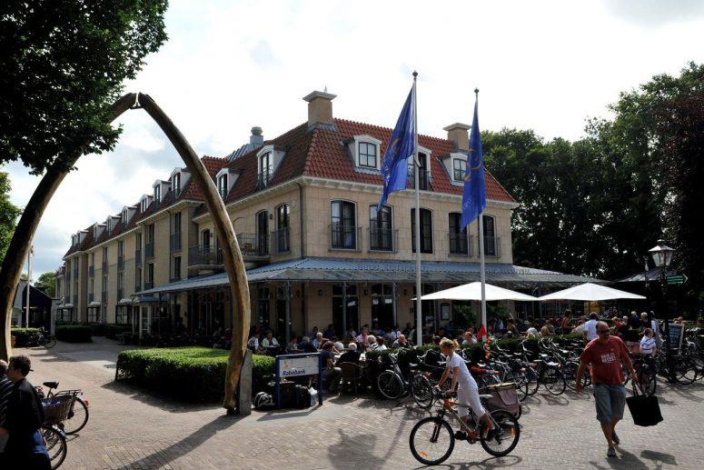 Hotel Graaf Bernstorff aan zee in Schiermonnikoog
