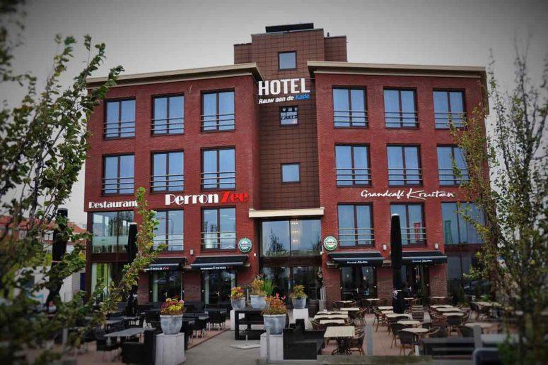 Hotel IJmuiden aan Zee Rauw aan de Kade