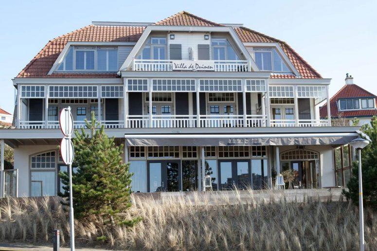 Hotel met uitzicht op zee in Noordwijk aan Zee