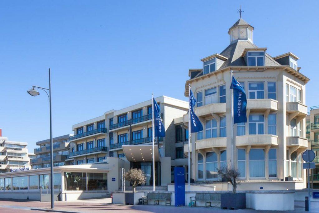 Hotel met zeezicht bij Golden Tulip Noordwijk Beach