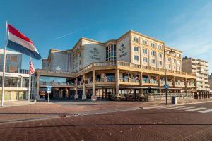 Hotel Noordwijk aan Zee met zeezicht