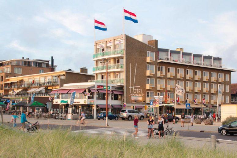 Hotel Noordzee in Katwijk aan Zee