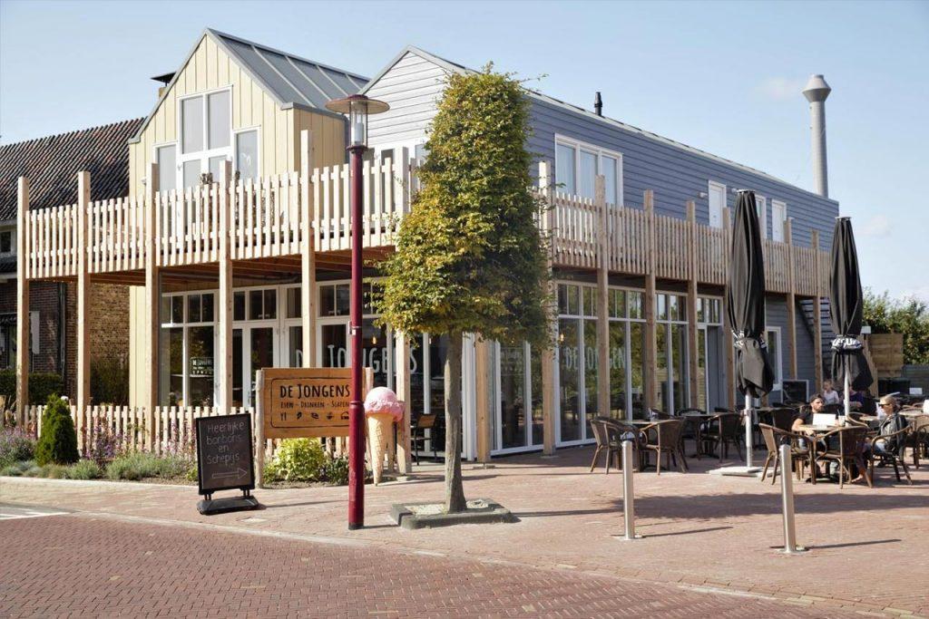 Hotel Rockanje aan zee De Jongens