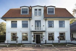 Hotel The Baron Crown in Den Helder aan zee