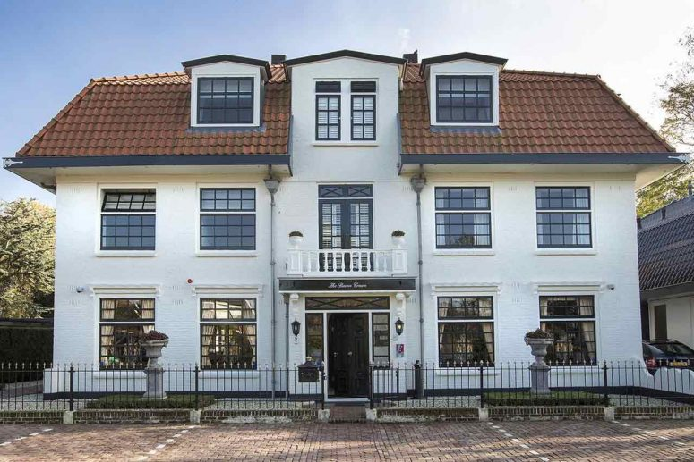 Hotel The Baron Crown in Den Helder aan zee