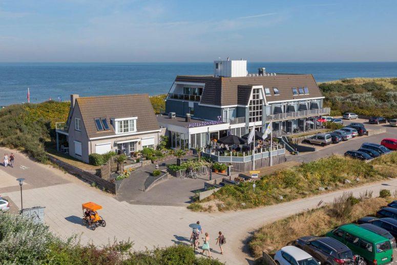 Hotel Zonneduin in Domburg aan zee