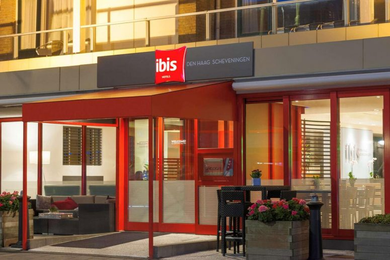 Ibis hotel aan zee Scheveningen