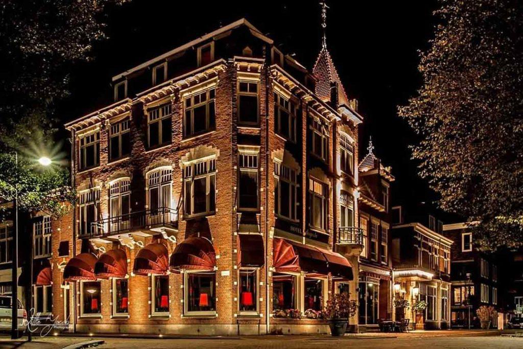 IJmuiden aan Zee in het Augusta Hotel