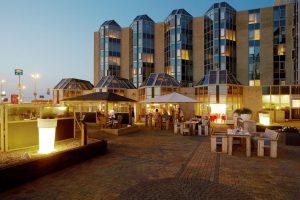 NH hotel aan zee Zandvoort