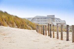 Paal 8 hotel aan zee Terschelling