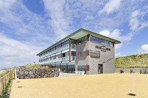 Sfeerhotel hotel aan zee in Zandvoort