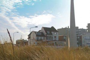 Strandhotel met zeezicht in Scheveningen