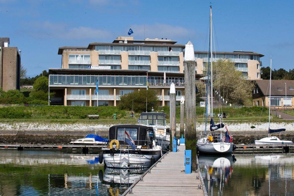 WestCord hotel aan zee op Terschelling