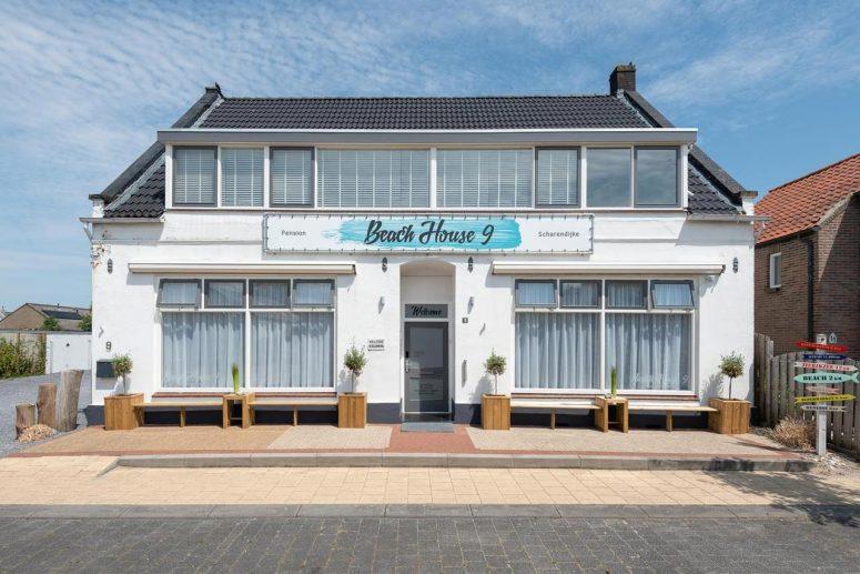 Beach House 9 Hotel aan Zee Scharendijke