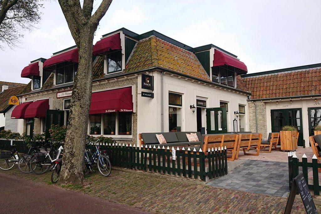 De Welvaart Hotel aan zee Hollum