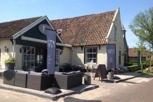 Hotel Bij Hen Hollum aan zee op Ameland