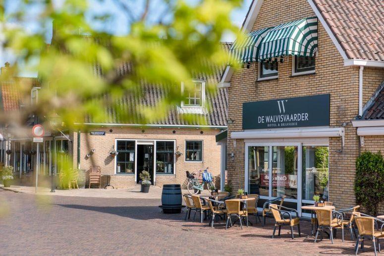 Hotel-Brasserie De Walvisvaarder in Hollum aan Zee