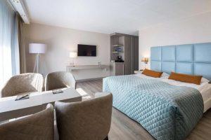 Van der Valk hotel aan zee in Huisduinen