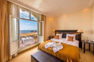 Amrâth Kurhaus Hotel aan de kust met zeezicht in Scheveningen