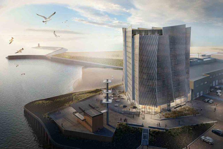 Inntel Hotels aan Zee in Scheveningen