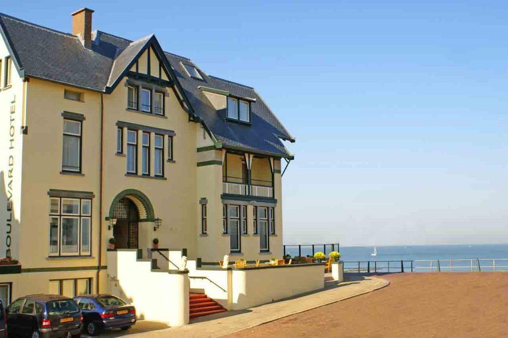Boulevard Hotel Scheveningen aan zee