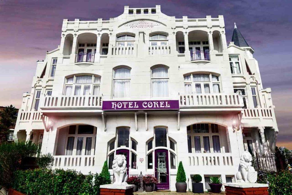 Corel hotel Scheveningen aan zee