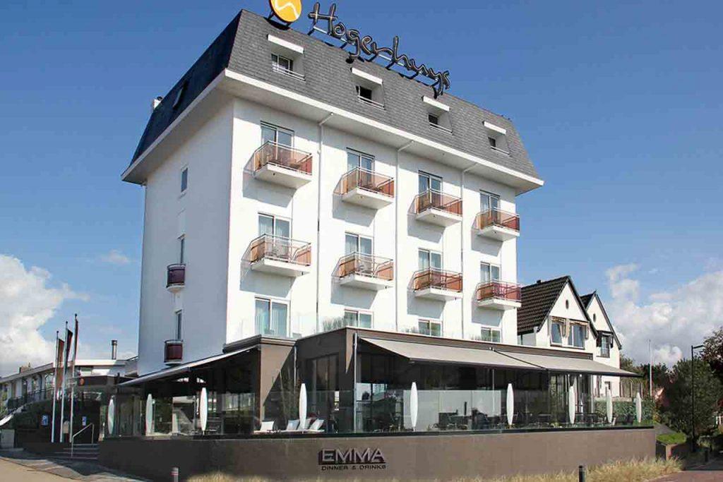 Hogerhuys hotel Noordwijk aan Zee