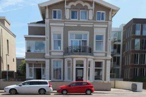 Jordans Residence appartement Scheveningen aan zee