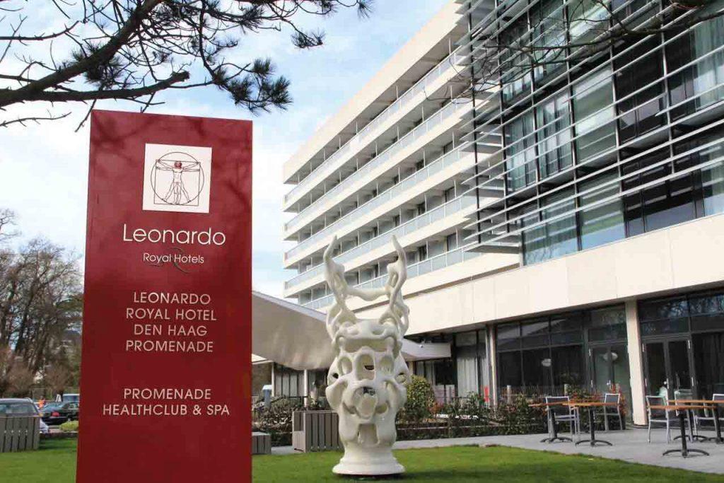 Leonardo Royal Hotel Den Haag Promenade nabij Scheveningen strand