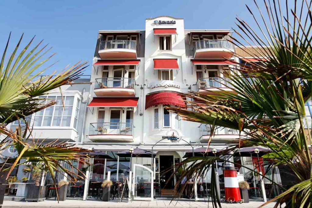 Hotel De Leugenaar Vlissingen aan de kust
