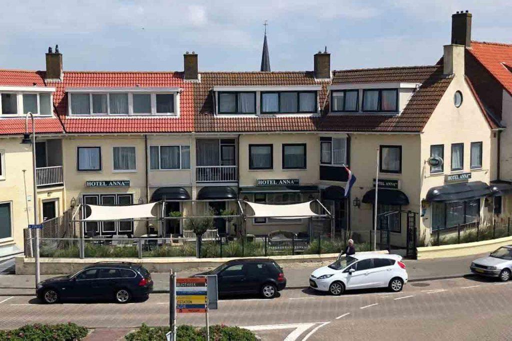 Anna Hotel in Zandvoort aan Zee